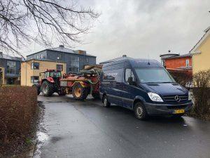 Slamsugning og spuling af dræn, kloak og afløb ved Roskilde og omegn